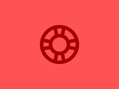 Evericons Everyday #013 lifebuoy freebie everyday icon evericons