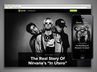 Spotify | Landmark