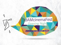 BAMcinemaFest Opening Night Invitation