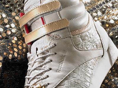 Freestyle Luxe Glam Girl reebok freestyle shoe footwear sneaker