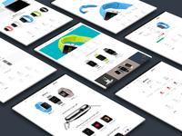 Applewatch.ir UI/UX