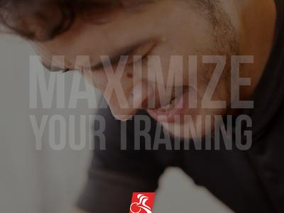 Maximize Your Training branding photography logo cycling bike
