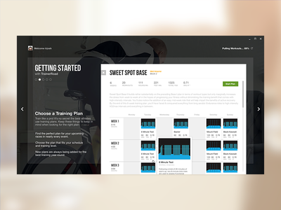 Getting Started workout plans cycling pc desktop branding trainerroad