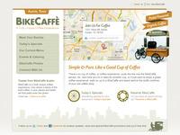 Dribbble bikecaffe sitelet v2