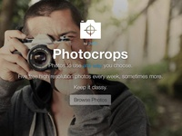 Introducing Photocrops.com