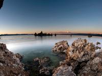 Salty Mono Lake California