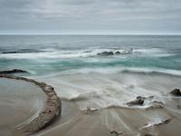 Beachside With Rocks