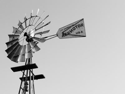 Black And White Windmill photocrops texas san angelo windmill creative commons photography photo black and white
