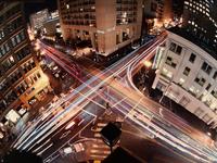 San Francisco Overhead Intersection