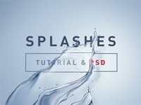 Splashes tutorial