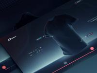 Demix website concept