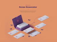 Mockup Scene Generator