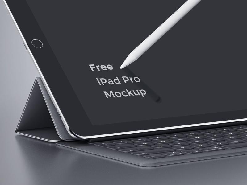 Free Ipad Pro Mockup pro ipad apple premium psd mock-up freebie free mockup