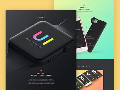 UI Presentation Kit