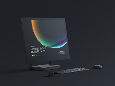 Microsoft Surface Studio Mockups wallpaper mock-up device psd sketch download mockup microsoft surface studio mockups