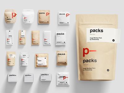 Huge Pack of Packs lstore ls mockups packs