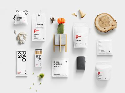 Branding Presentation Kit mockup psd free download mock-up scene generator diy mockup freebie