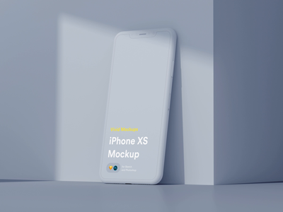 Free iPhone Xs Mockup sketch iphone xs iphone x freebie mock-up download psd free mockup