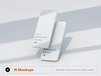 N.Mockups iphone free ui design mockup psd sketch mock-up download