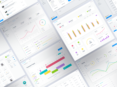 Control Panel control panel admin panel management tasks calendar ui ux chat ui kit design system web dashboard