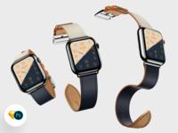 Apple Watch 4 Mockups