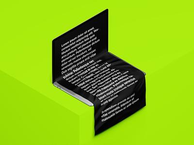 Free Long Scroll MacBook Mockup macbook psd mockup download mock-up free freebie