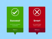 Daily UI #011 : Error State