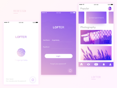 Redesign-LOFTER