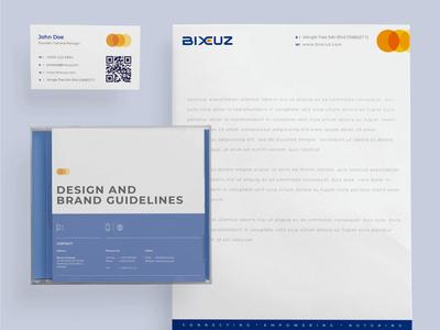 BIXCUZ - A Platform for Consumers & SME's | Branding 07 entrepreneurship malaysia logo sme platform bixcuz minimal branding