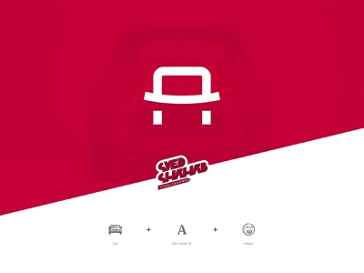 Carest Logo - Car Trading Company - Designed By SyedShahab complete branding iconography minimal logo syed shahab creative letter a typography creative typography logo carest logo