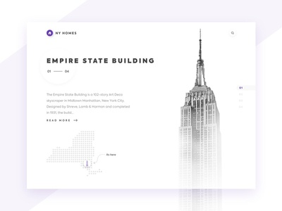 Empire State Building Page