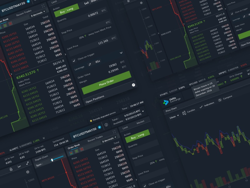 trade terminal cryptocurrency