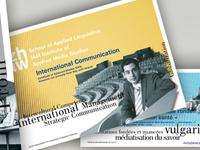 IAM/ZHAW Print-Informationen
