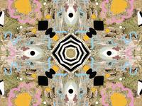 Kaleidoscope Doodle