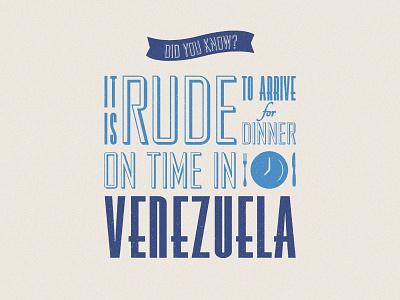 Expedia - Travel Yourself Interesting - Venezuela ogilvy tyi press type typography advertisement expedia