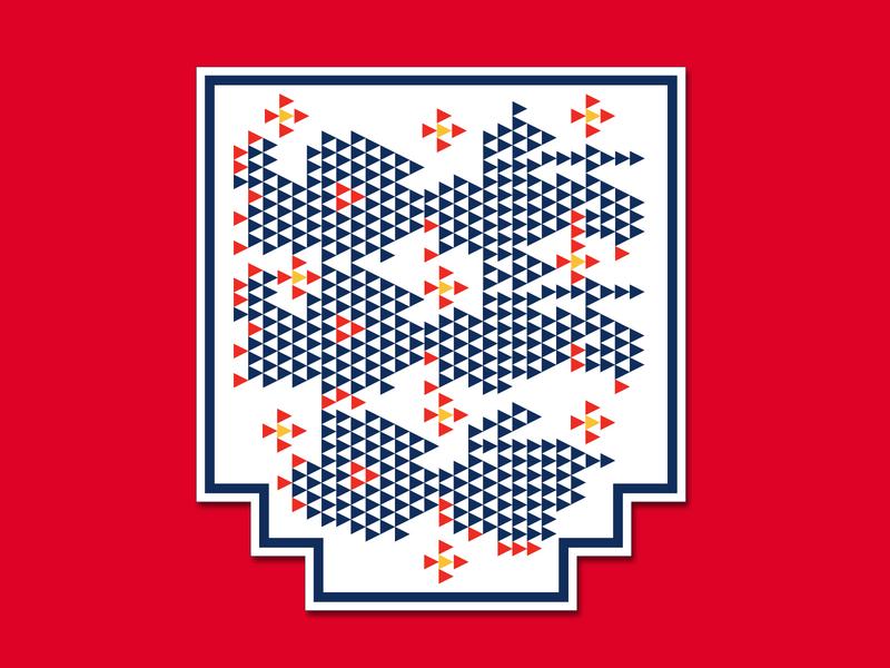England 66' crest sport colour vector shapes football england 1966