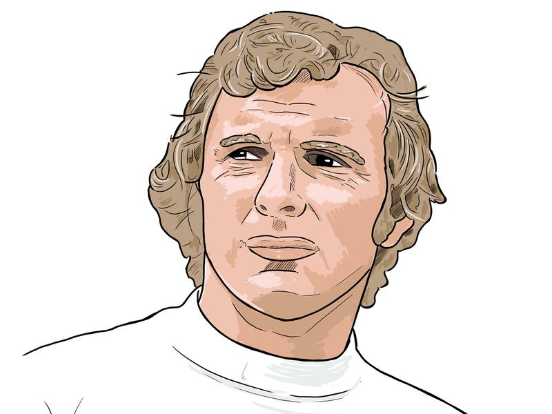Bobby Moore sport design football illustration umbro london england bobby moore bobby moore