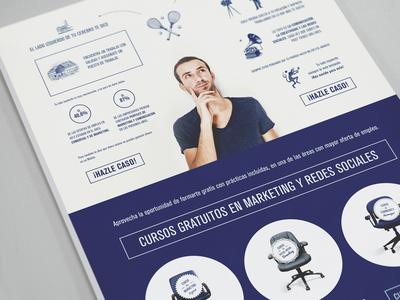Cursosparajovenes.es Poster