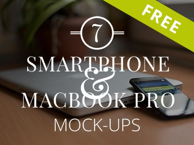 7 FREE Smartphone & Notebook PSD Mockups free freebie freebies smartphone macbook notebook mockup mockups mock-up moto g nikon d750 psd