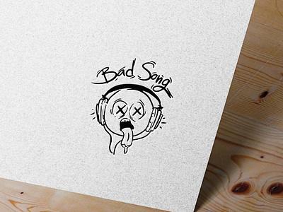 Bad song logo