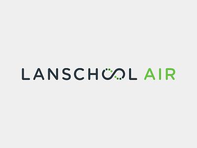 Lenovo Software LanSchool Air Logo education logo dots infinity air school lan lenovo