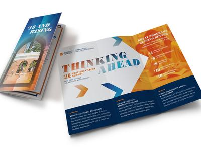 UVA Curry School of Education Foundation Brochure