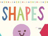 Classroom Poster Shapes