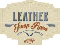 Vintage Jump Rope