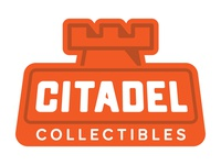 Citadel Collectibles Logo Patch