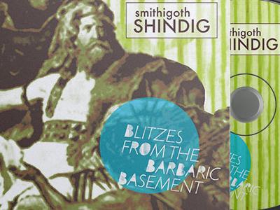 Blitzes! rock-n-roll promotion cd