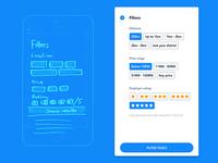 🐵 - Filters - UX → UI