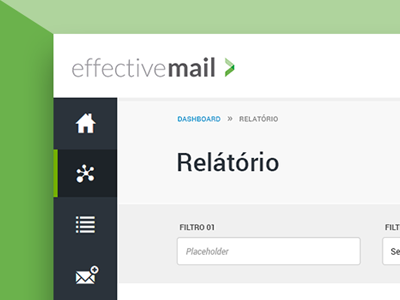 Email Campaign Manager icon filter email list admin