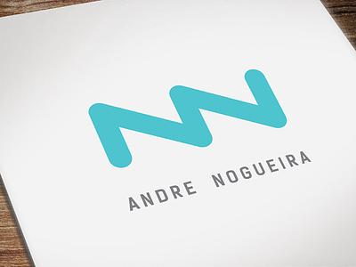 Andre Nogueira name photograph logo