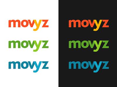 Movyz brand realty logo